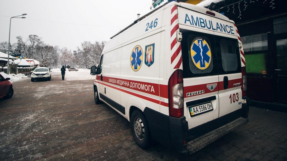 ВКиеве с переохлаждением нашли 23-летнего швейцарца / фото t.me/kyiv_n
