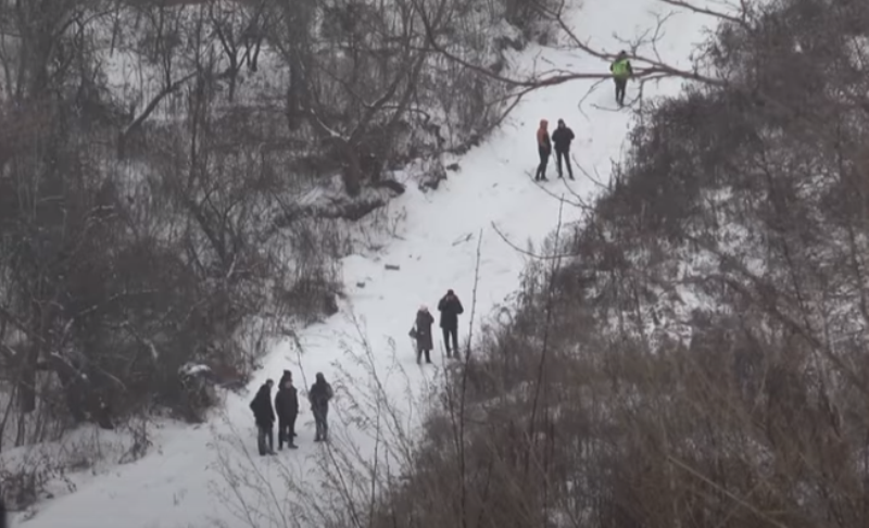 В Харькове нашли тело 15-летнего подростка / скриншот
