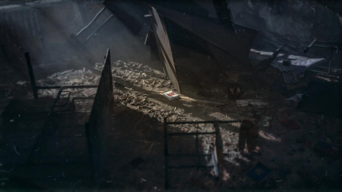 Новий кадр з гриS.T.A.L.K.E.R. 2 / фото facebook.com/officialstalker