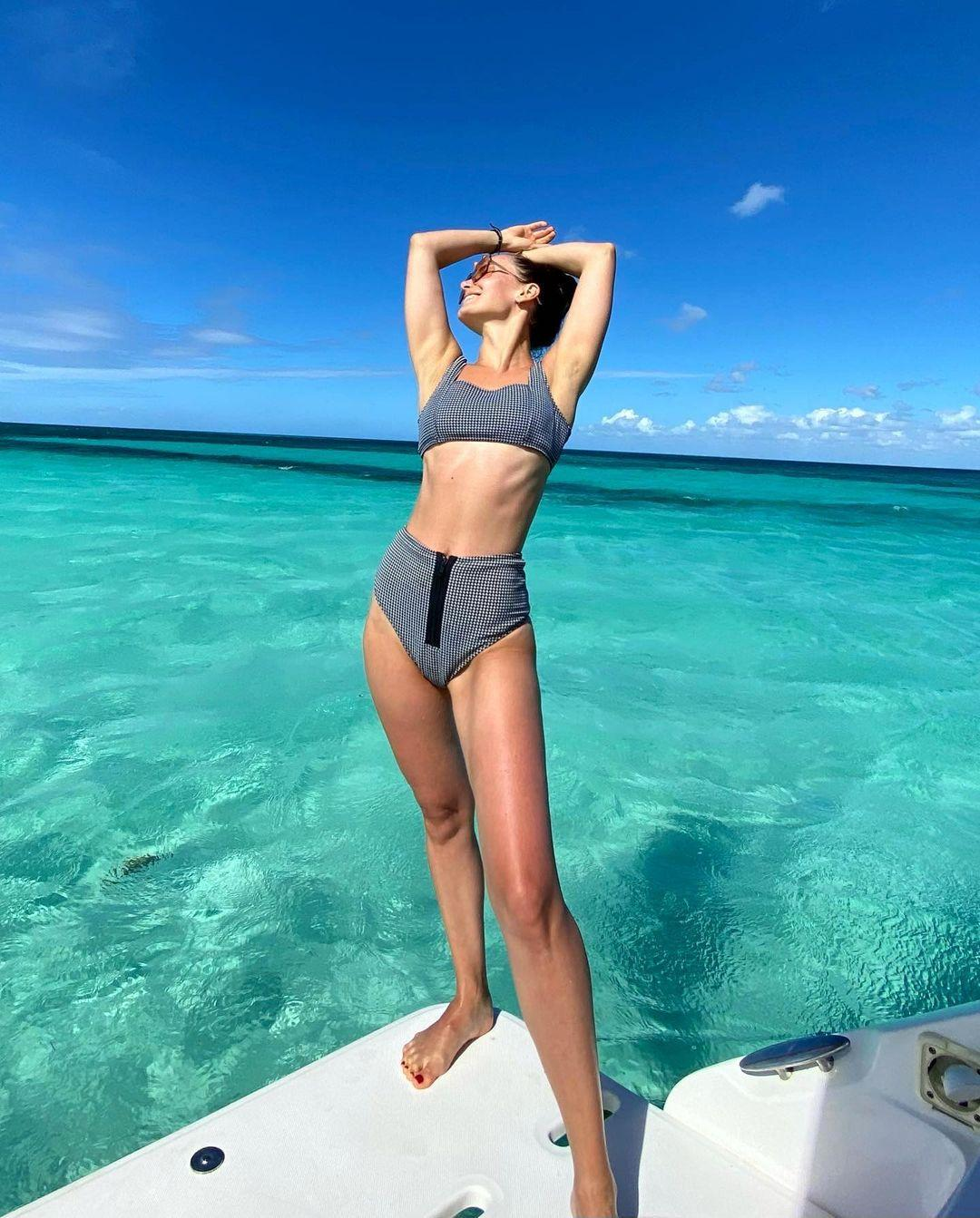 Mishina showed the figure / instagram.com/misha.k.ua