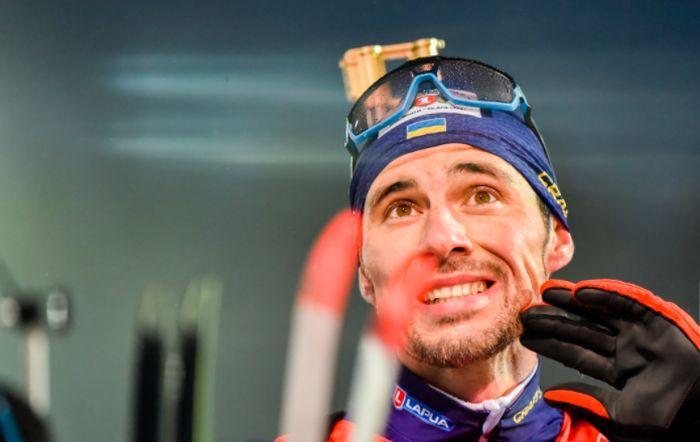 Артем Прима стал восьмым / фото biathlon.com.ua