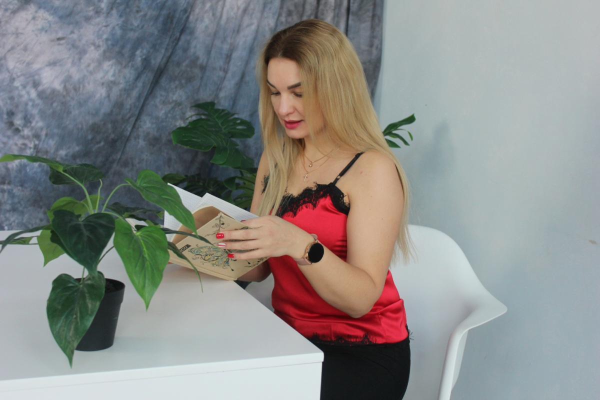 Психолог Ирина Щербак / пресс-служба