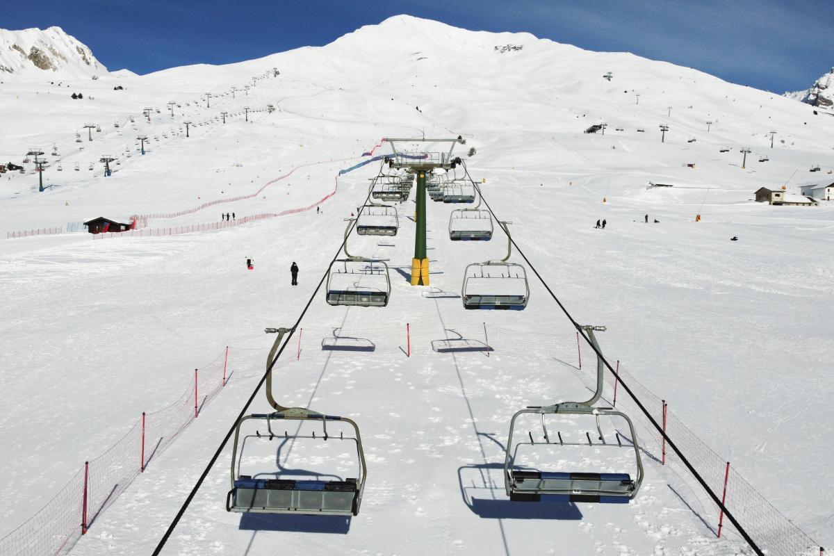 В этом году стартует строительство двух горнолыжных курортов в Карпатах - ОП
