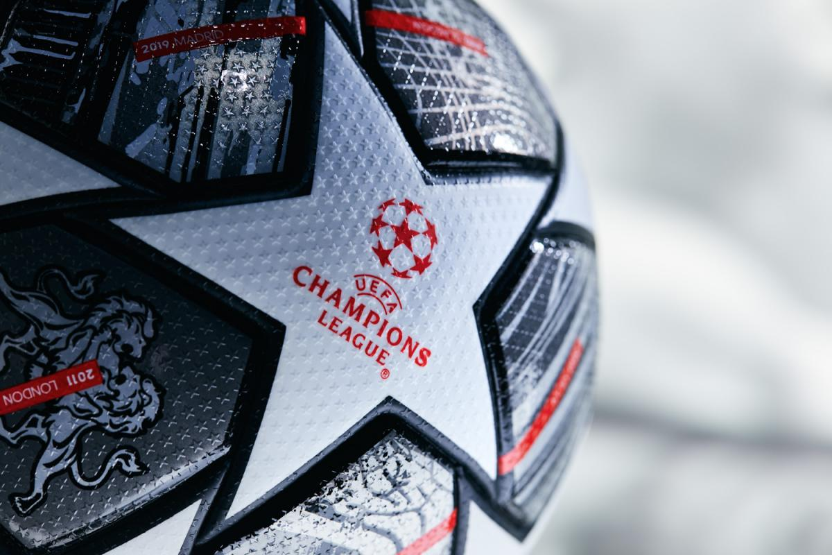 Новый мяч / фото twitter.uefa