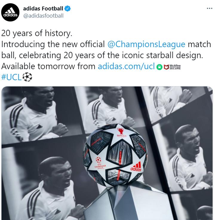 фото twitter.adidasfootball