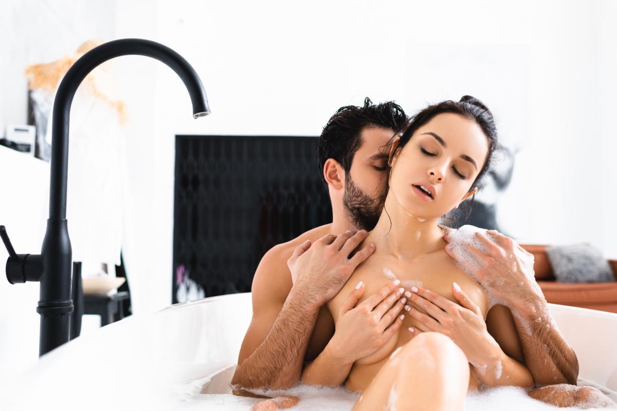 5 советов, которые помогут получить максимум удовольствия от секса в ванной / фотоua.depositphotos.com
