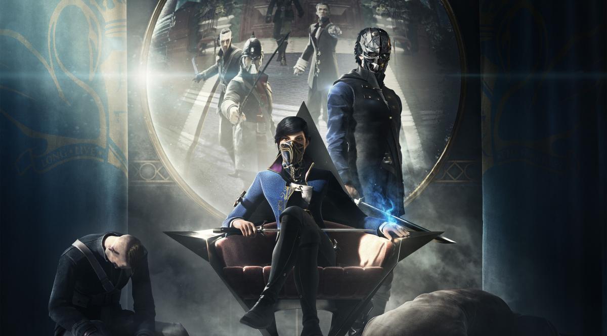 Обе части Dishonored получили скидки в 70% /фото Bethesda Softworks