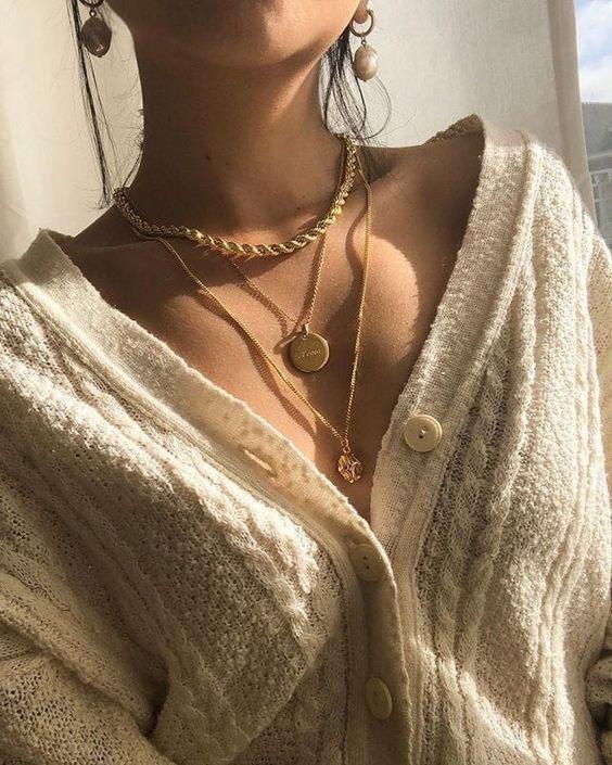 Модные украшения / pinterest.com