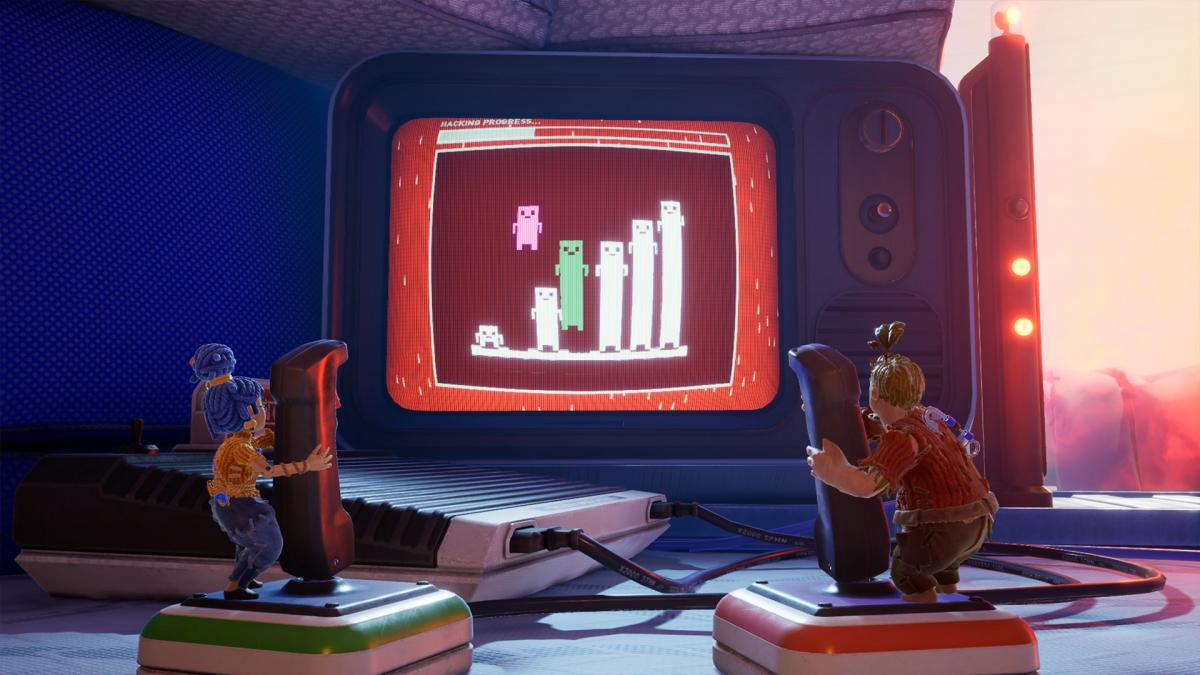 It Takes Two - игра от создателей кооперативной адвенчуры A Way Out /фото Hazelight Studios