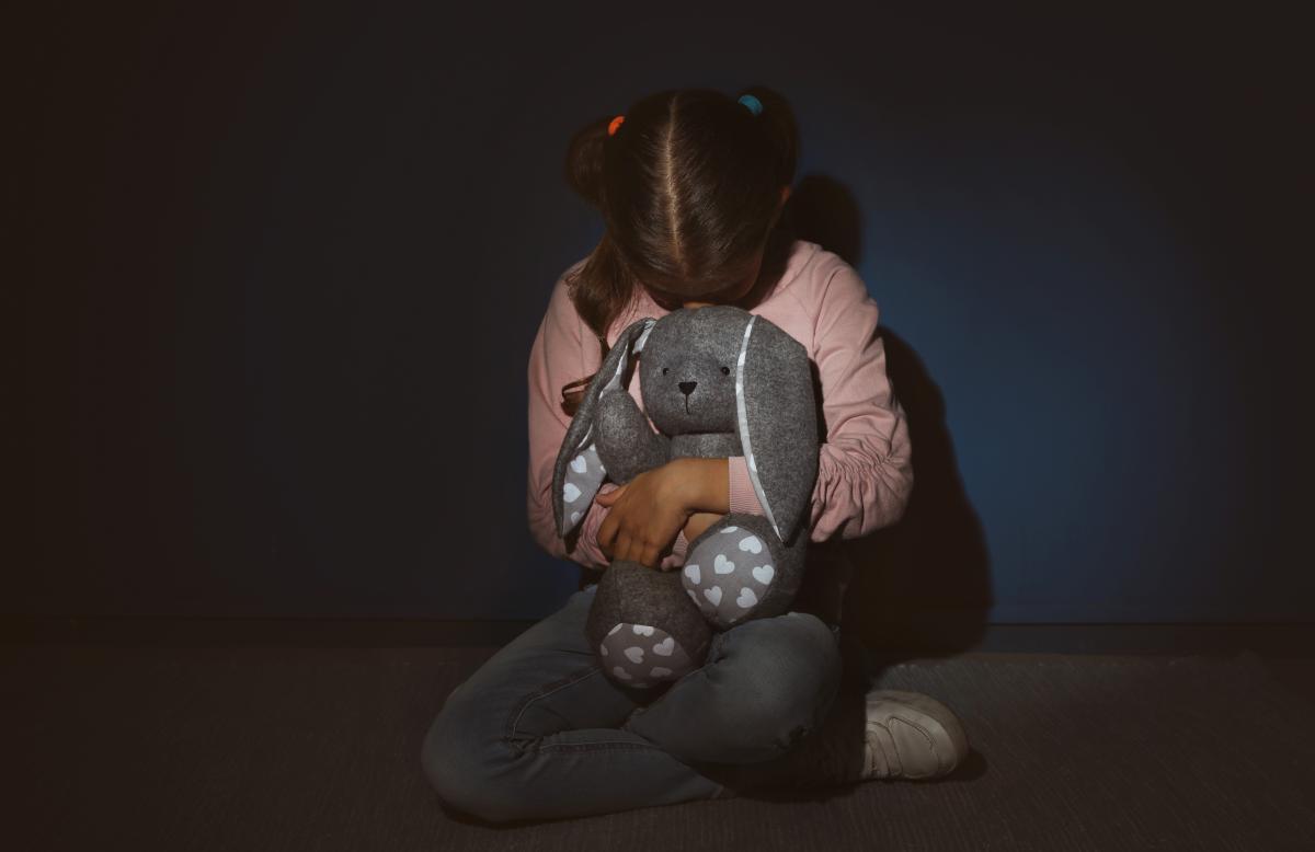 Пострадали девочки 4 и 5 лет / фото ua.depositphotos.com