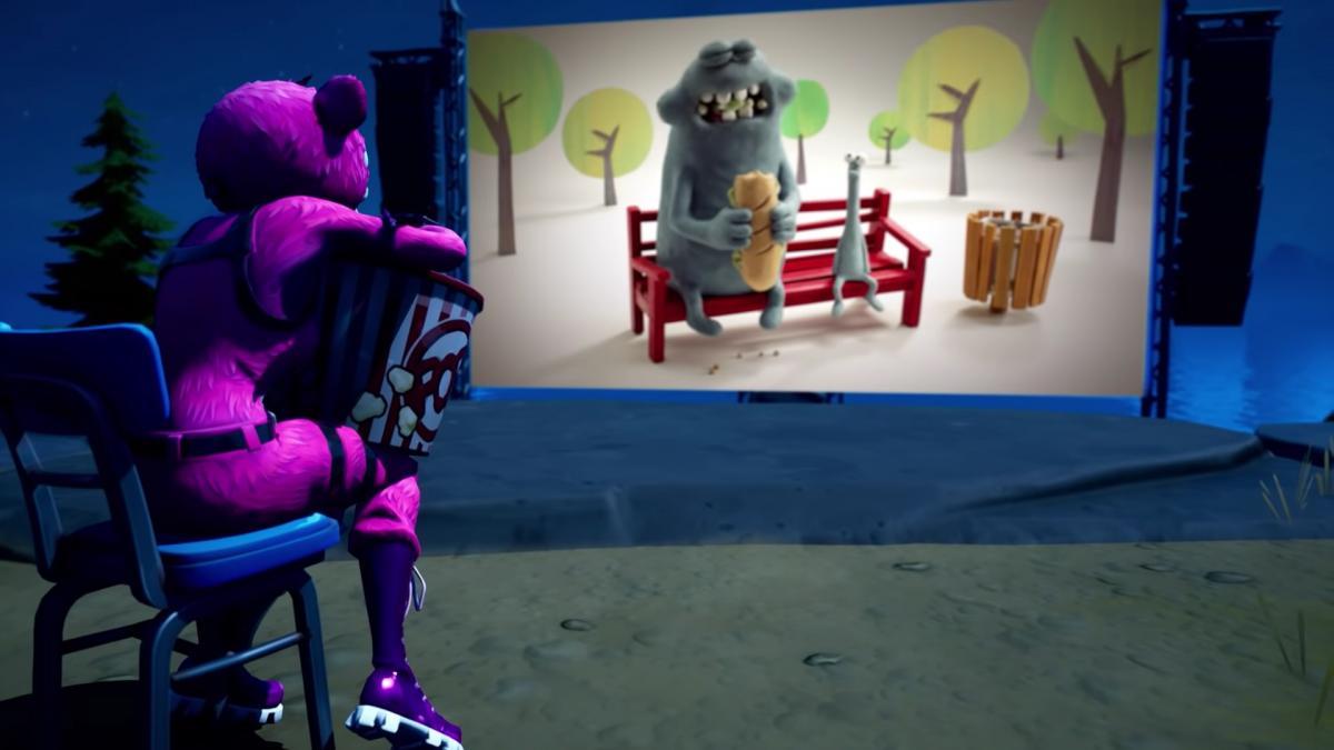 Вхід на фестиваль короткометражок у Fortnite буде безкоштовним / скріншот з трейлера