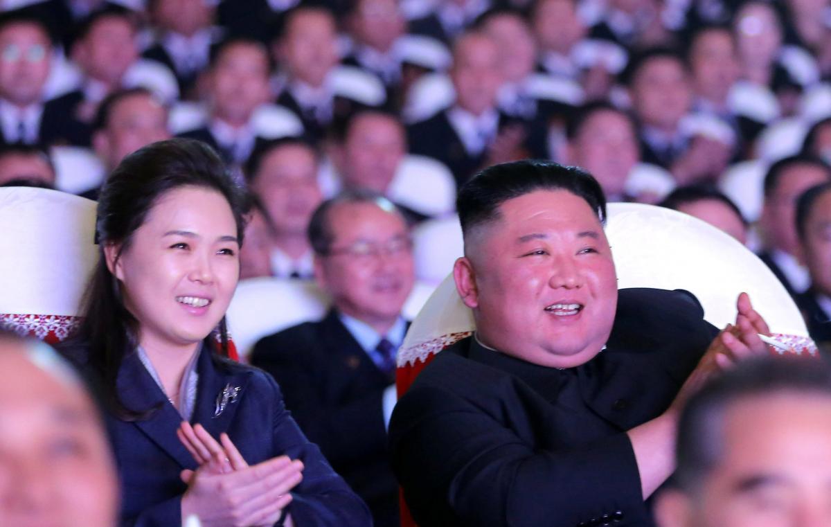 По информации разведки Южной Кореи, последний год женщина избегает крупных мероприятий из-за ситуации с коронавирусом / фото REUTERS