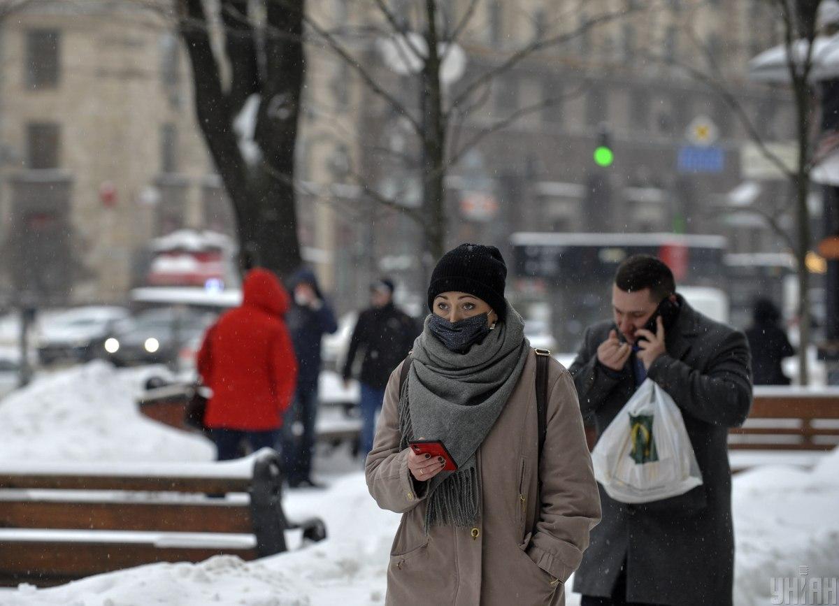 В Украине 6531 новый COVID-случай / фото УНИАН