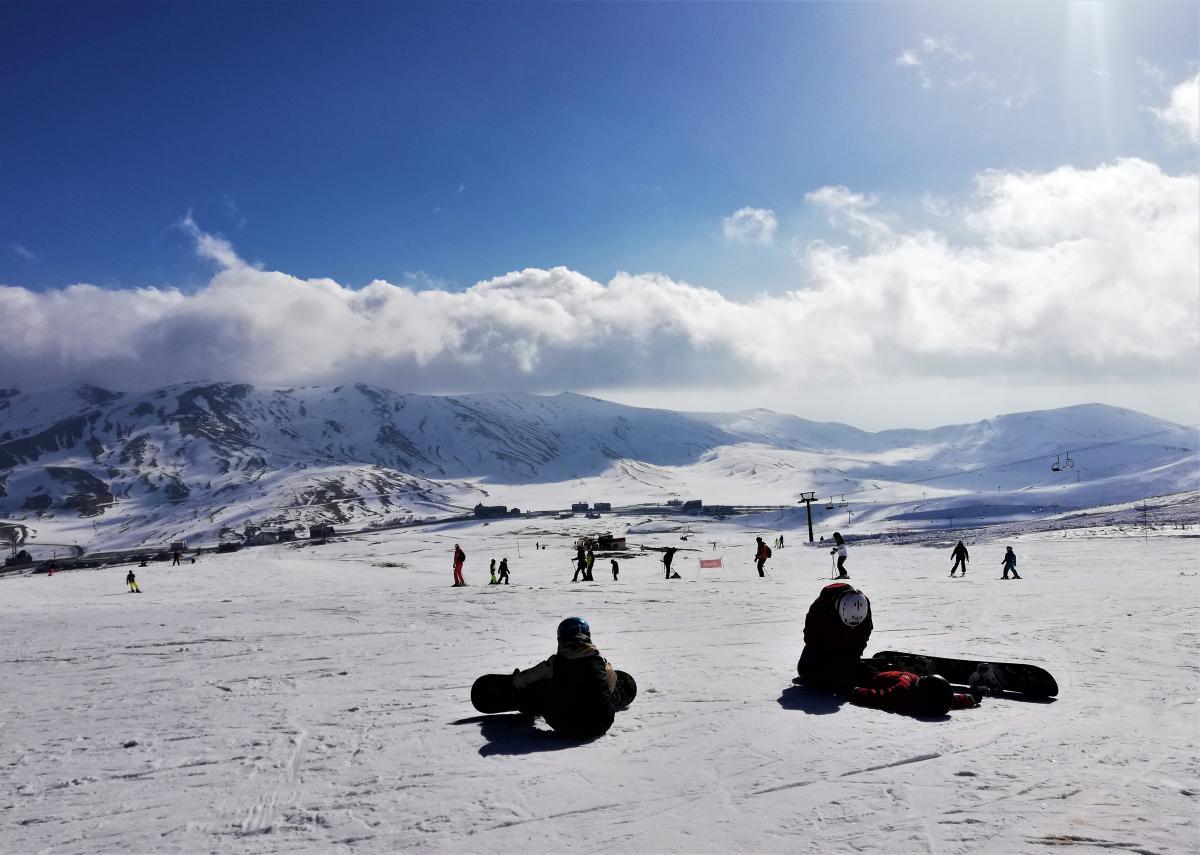 Гірськолижний курорт Ерджіяс в Туреччині / фото Марина Григоренко