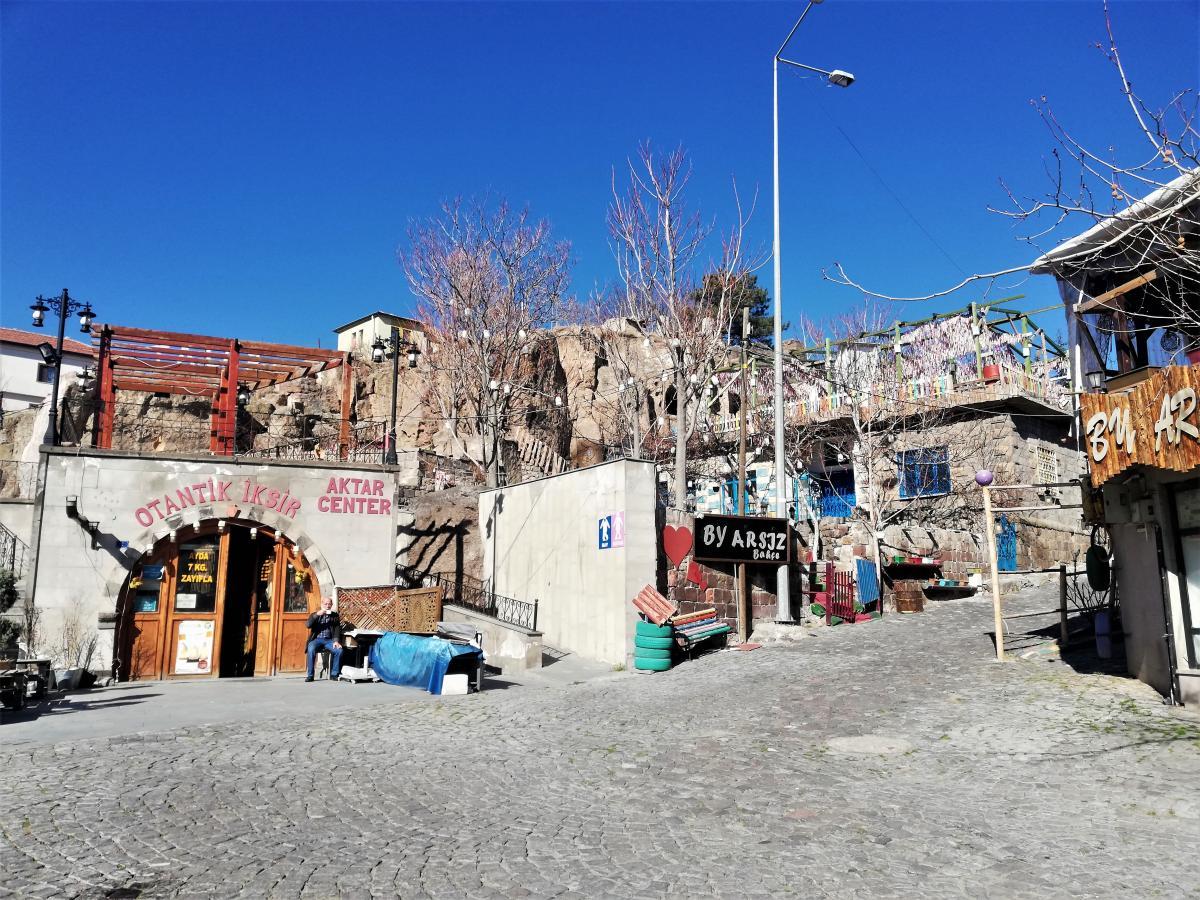 Місто Талас біля Кайсері / фото Марина Григоренко