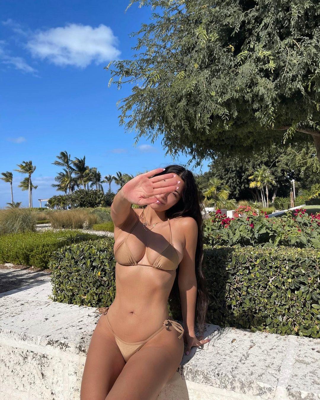 Модель показала пикантное фото / instagram.com/kimkardashian