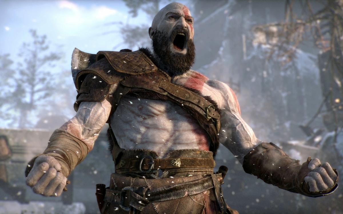God of War /скриншот