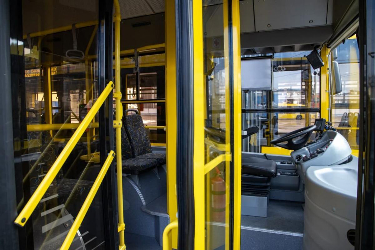 Найчастіше кияни шукали у наземному громадському транспорті ключі, одяг та документи / фото Офіційний портал Києва