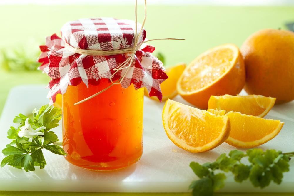 Апельсиновый джем рецепт / фото ua.depositphotos.com