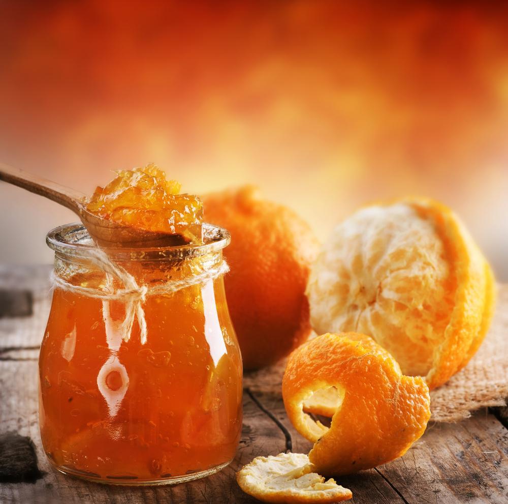 Рецепт апельсинового джема / фото ua.depositphotos.com