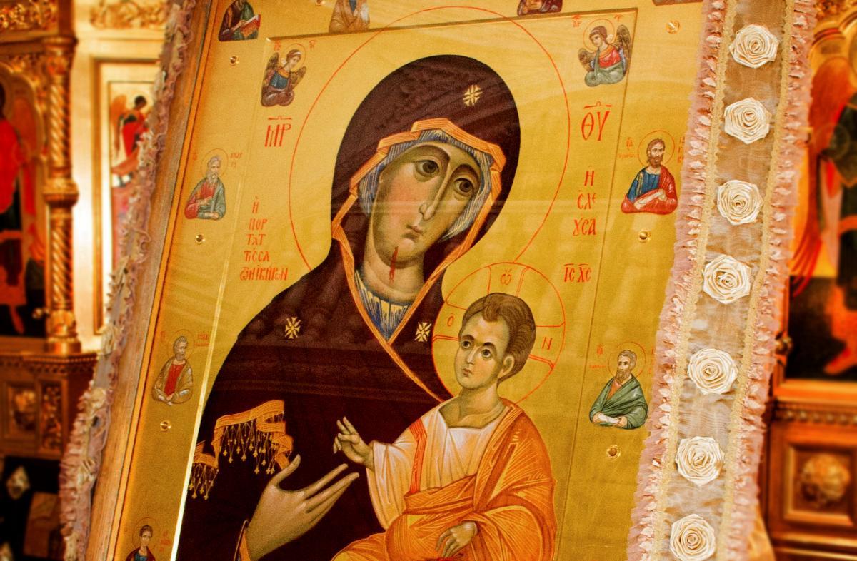 Иверская икона, о чем молятся и в чем помогает / фото pravmir.ru