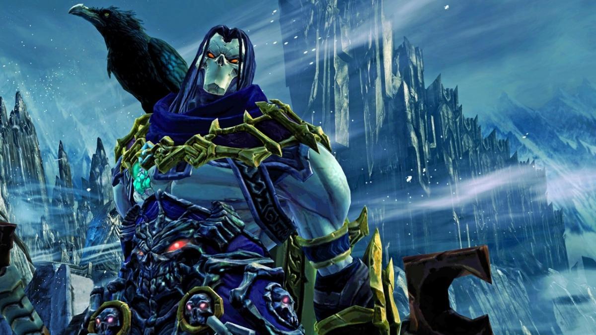 Darksiders до сих пор считается одной из важных франшиз Embracer / фото ign.com