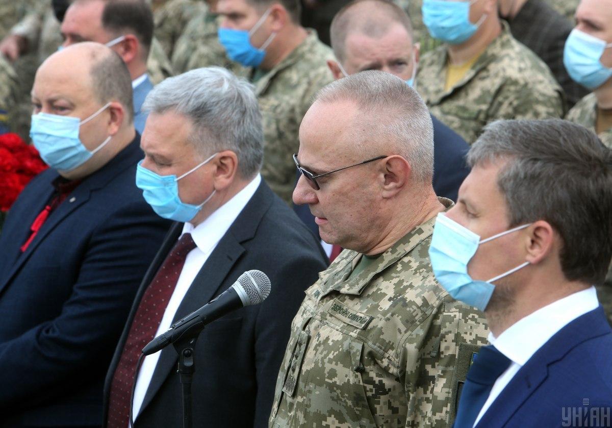 Таран и Хомчак поссорились из-за полномочий / фото УНИАН, Александр Синица