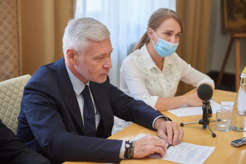 По словам Терехова, 30% проекта будет профинансировано из городского бюджета