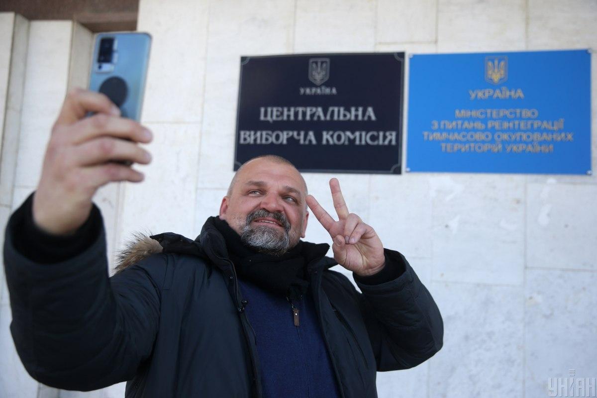 Вірастюк - відомий силач офіційно став кандидатом у депутати Ради / фото УНІАН, Ратинський В'ячеслав