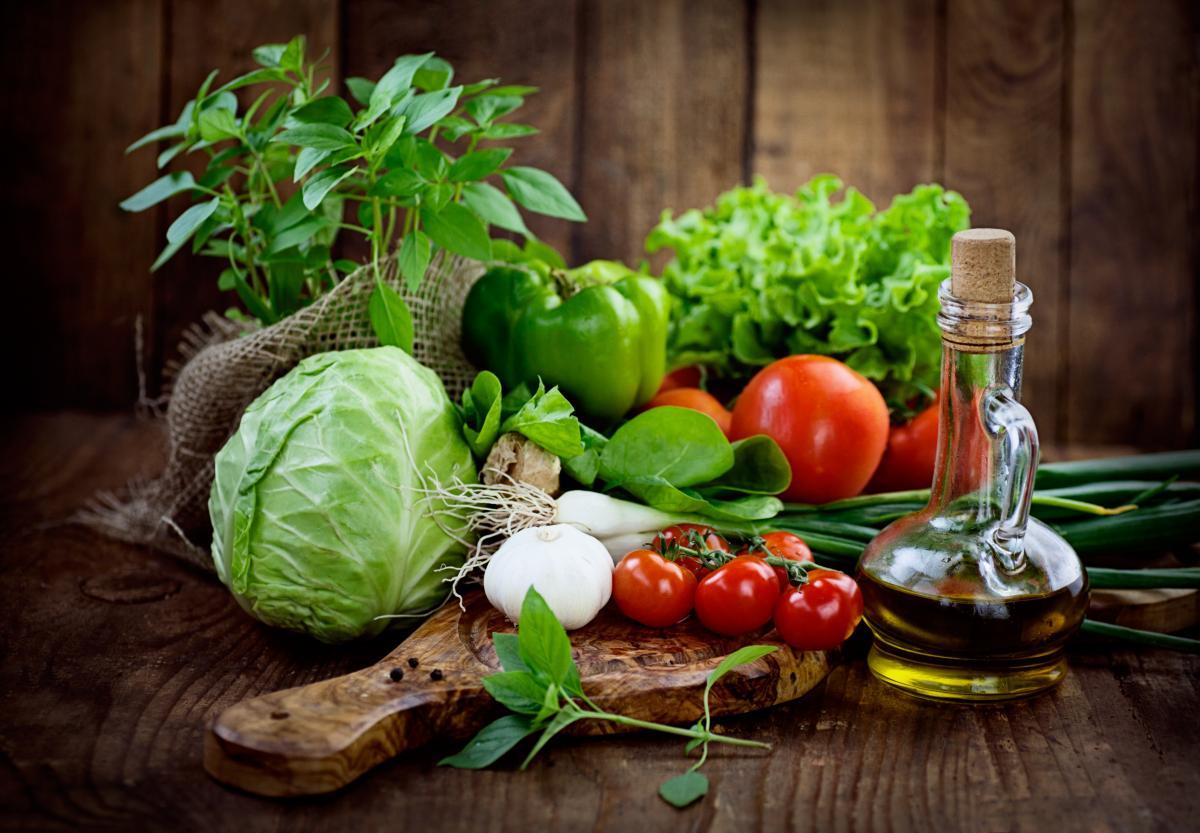 Великий піст 2021 - харчування по днях / фотоua.depositphotos.com