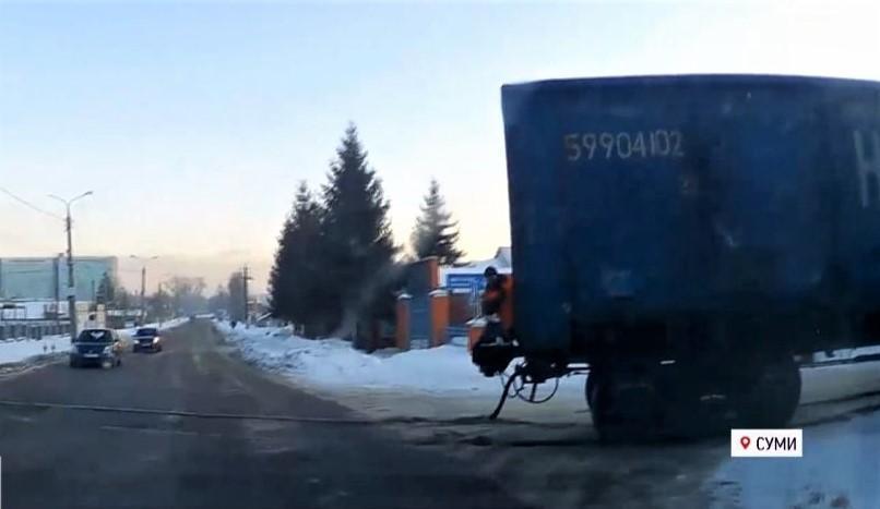 Свою вину водитель признал / фото скриншот из видео