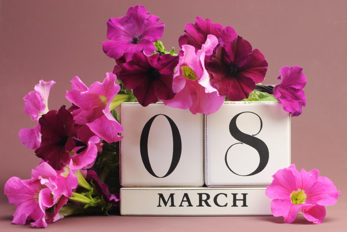 8 марта - идеи подарков / фото ua.depositphotos.com
