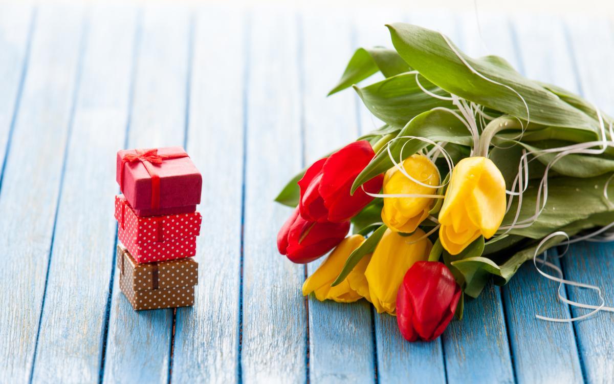 Социологи назвали самые популярные подарки к 8 марта / ua.depositphotos.com