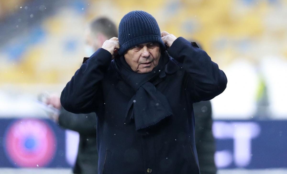 Мирча Луческу / фото REUTERS