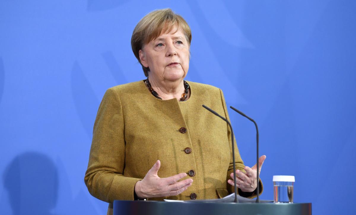 Партия канцлера ФРГ Меркель оказалась на втором месте / фото REUTERS