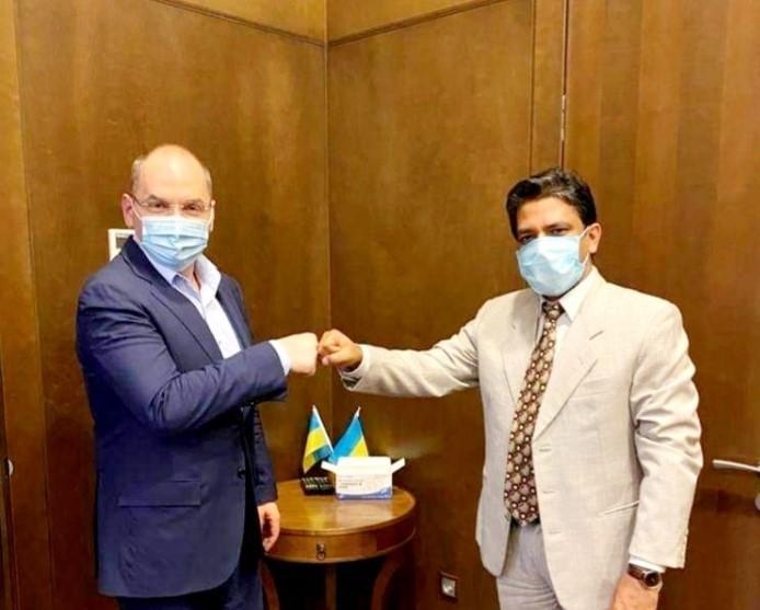 фото посольство Індії