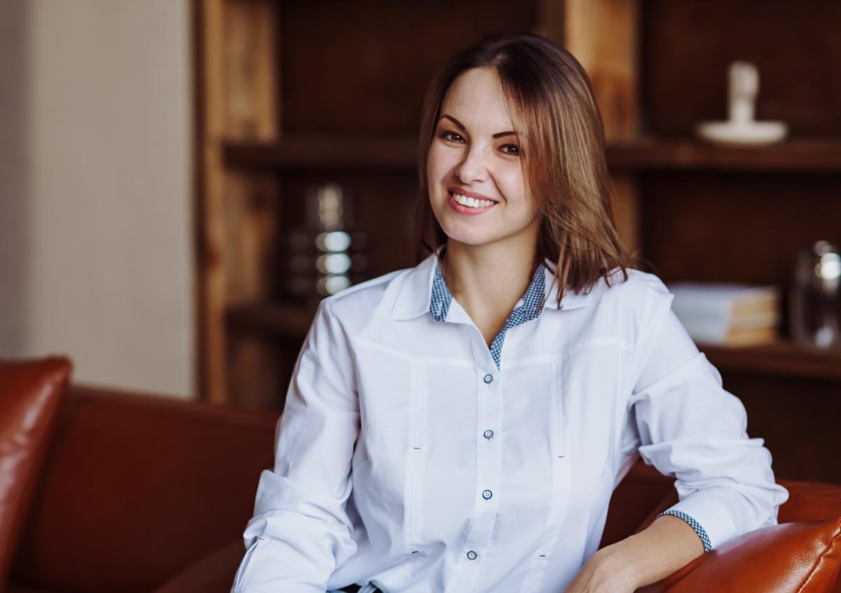 Психолог Екатерина Клюшниченко / пресс-служба