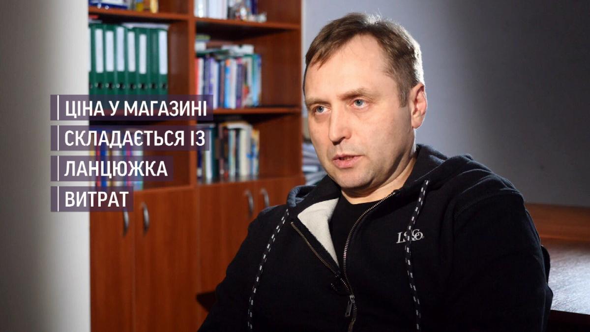 """Виконавчий директор Асоціації """"М'ясної галузі"""" Микола Бабенко розповідає, з чого складається ціна на м'ясо"""