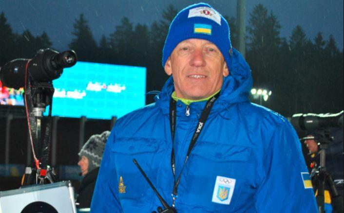 Юрай Санитра возглавляет обе сборные Украины / фото biathlon.com.ua