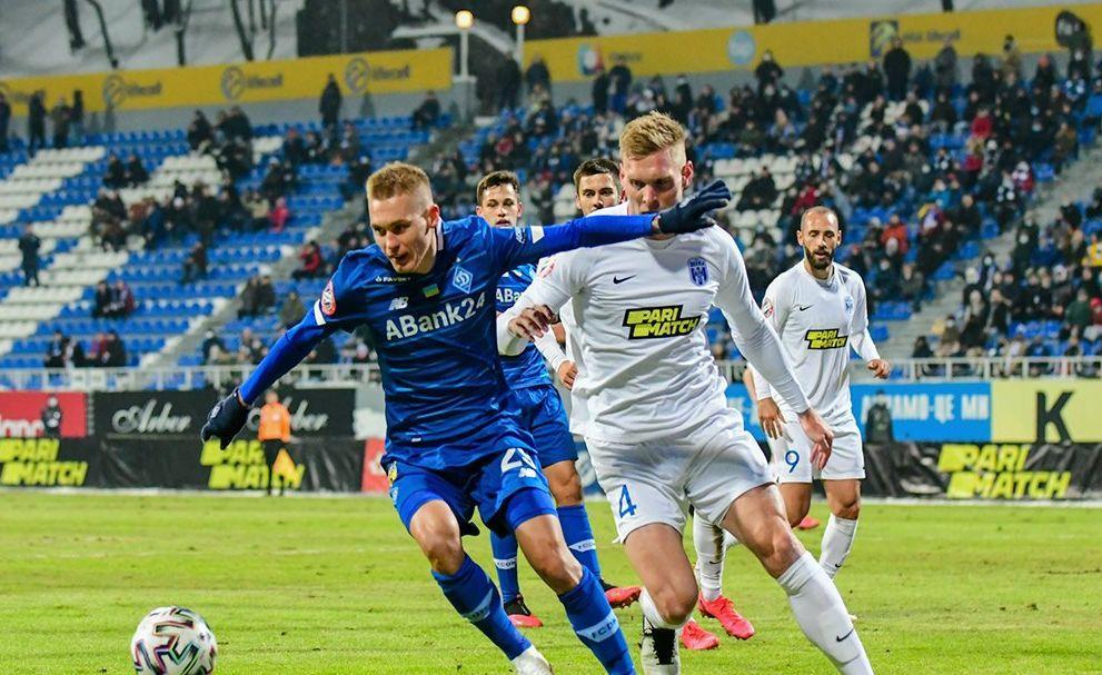 Десна і Динамо зіграли внічию / фото Динамо Київ