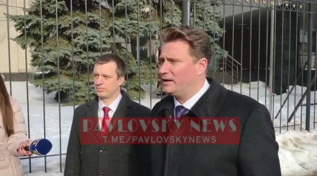 Захисники Шарія очікують досудового розслідування та заочного засудження їхнього підопічного / скріншот з відео