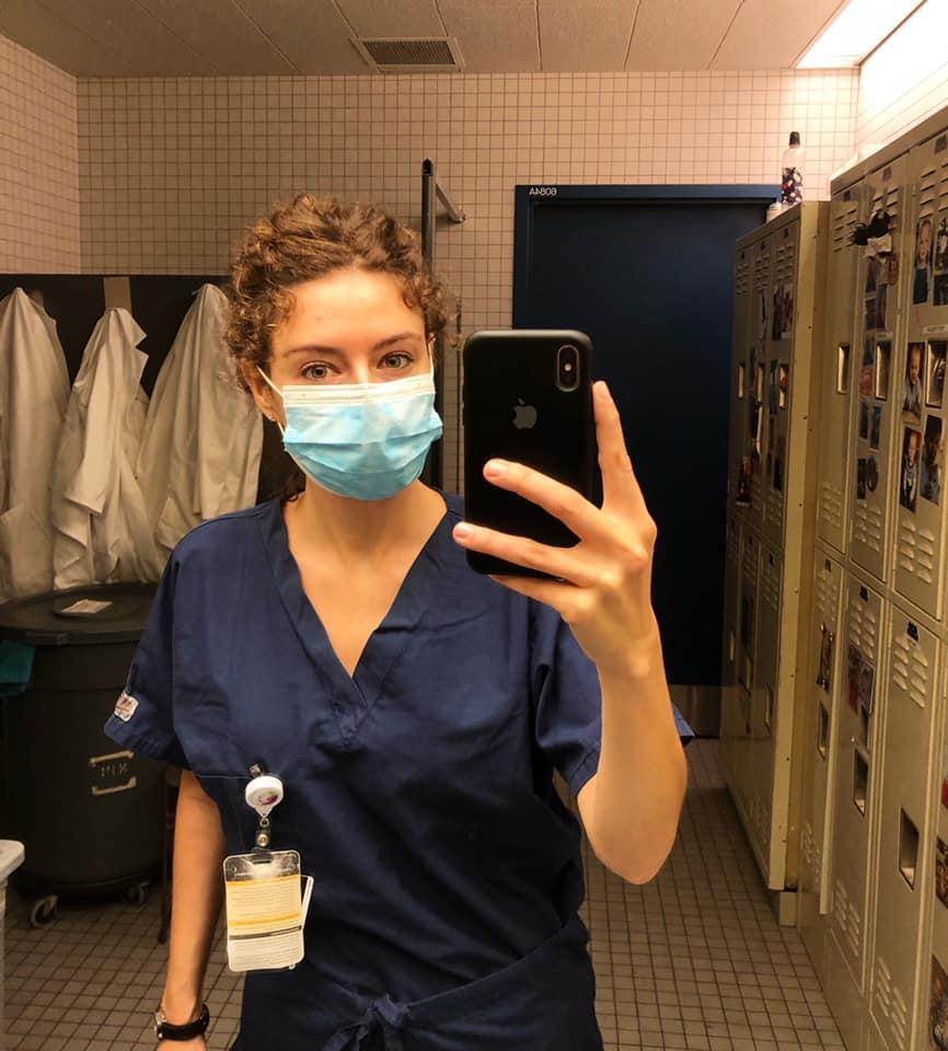 Лікарка розповіла, як вона отримала щеплення від коронавірусу / фотоІванка Небор