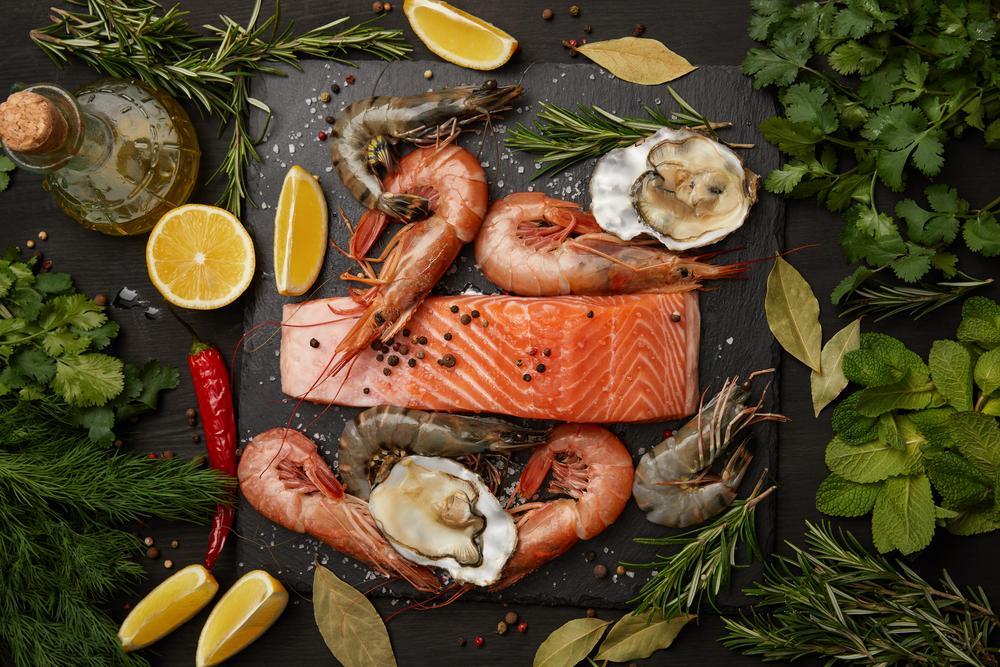Для тих, хто любить морепродукти/ ua.depositphotos.com