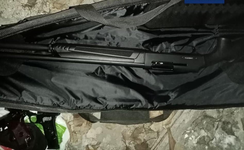 Раненый из ружья юноша погиб на месте / фото Патрульная полиция Запорожской области