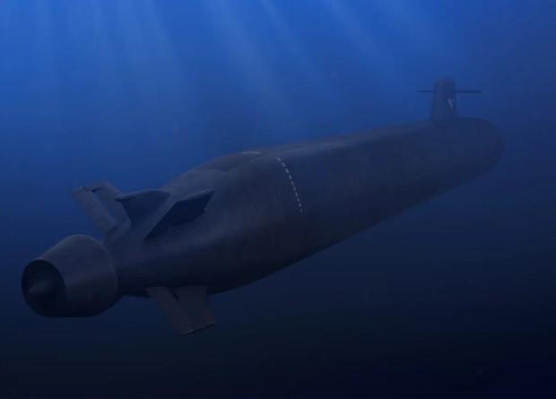 Проект подлодки SNLE 3G/ фото  Naval Group