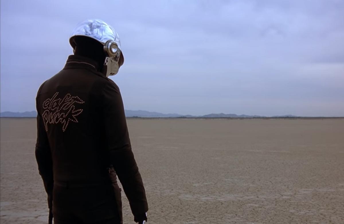 Daft Punk распались / Скриншот с видео