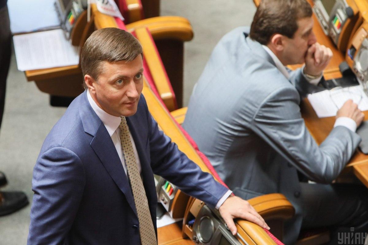 Народный депутат Сергей Лабазюк / фото УНИАН