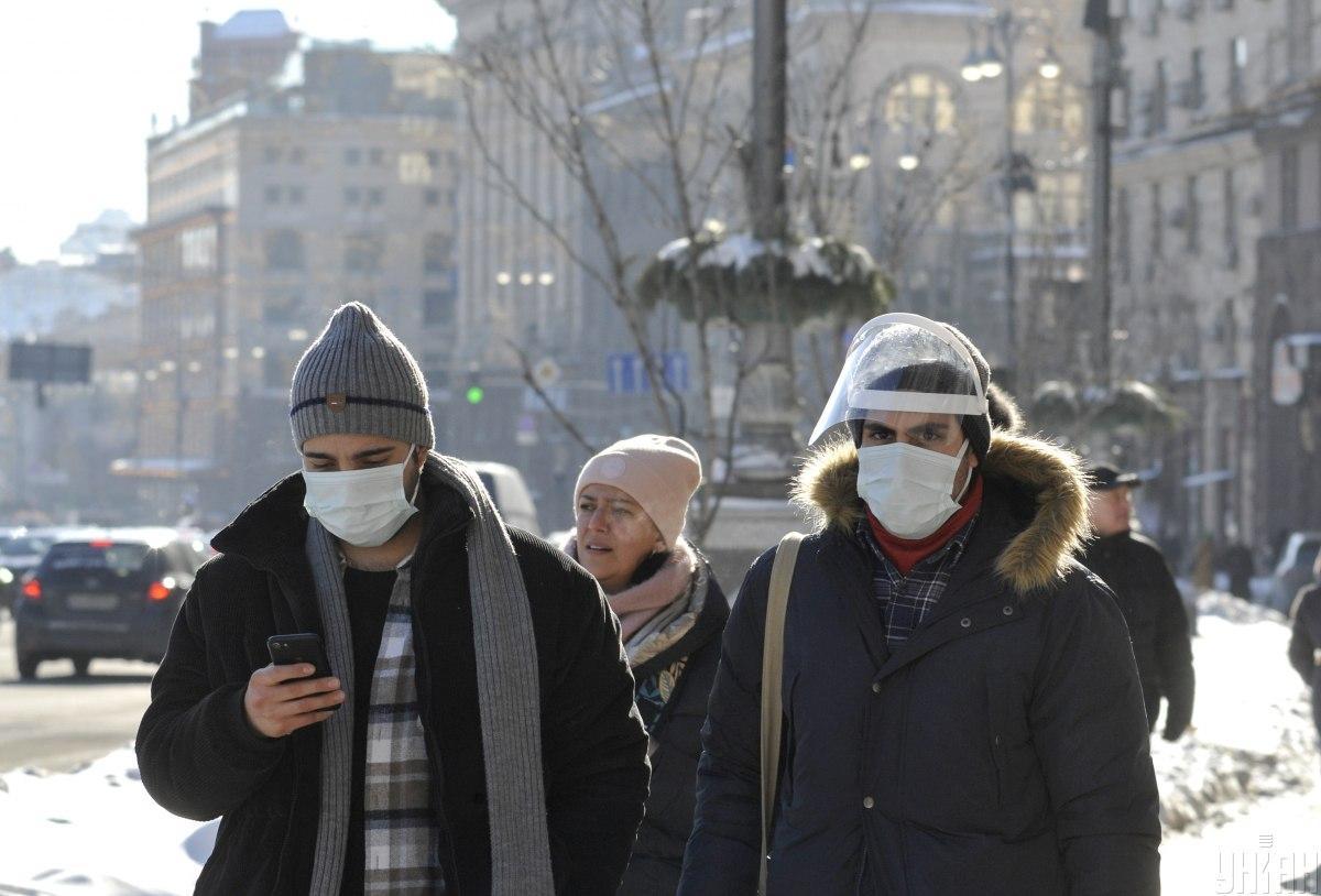 Коронавирус в Украине / УНИАН