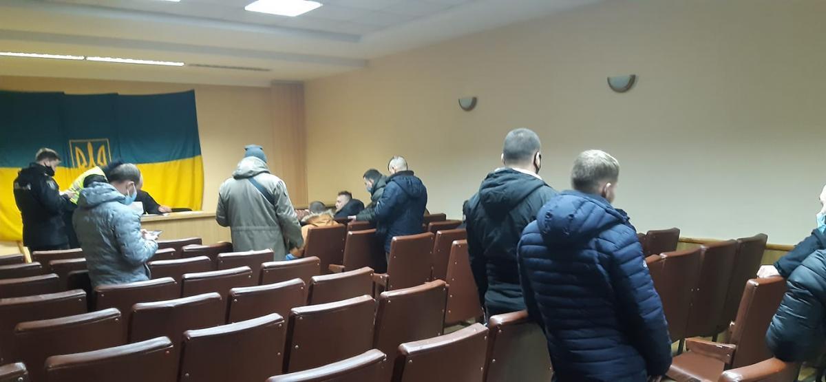 Мужчина рассказал о задержании / фото facebook.com/Максим Кривцов
