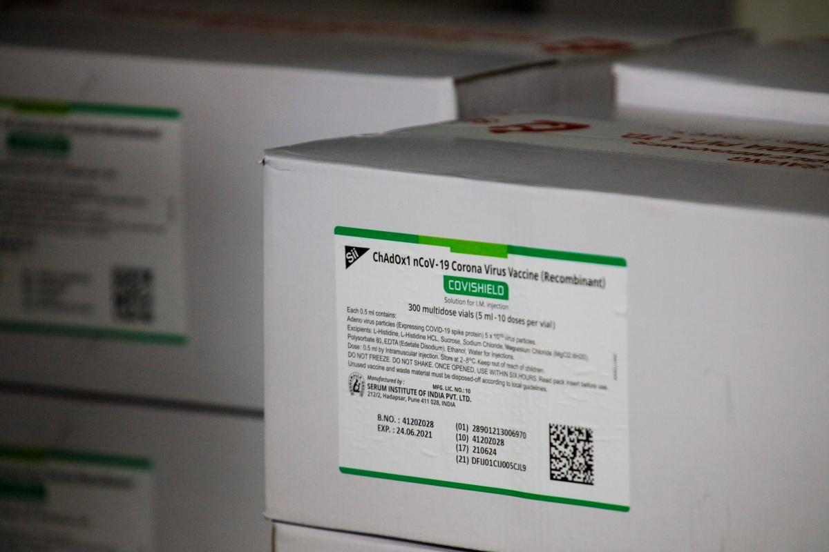Киеву еще не передали вакцину от коронавируса / фото REUTERS